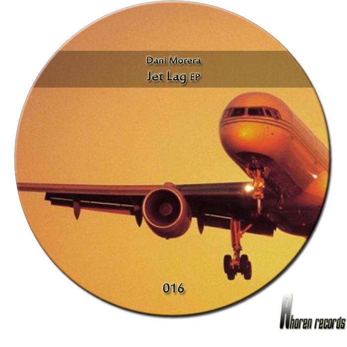 MORERA, Dani - Jet Lag EP