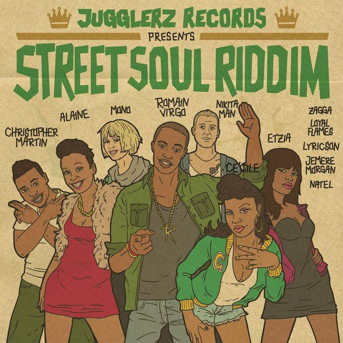 VARIOUS - Street Soul Riddim Selection