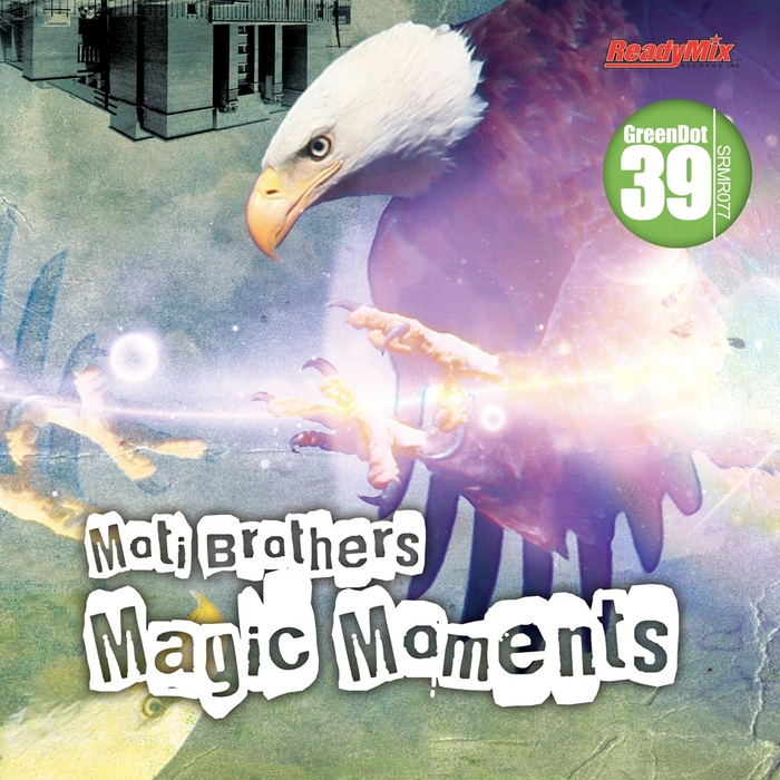 MOTI BROTHERS - Magic Moments