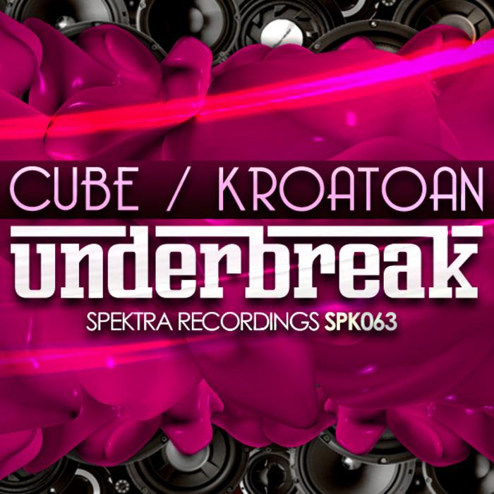UNDER BREAK - Cube