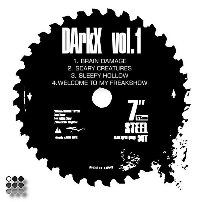 DARKX - Darkx Vol 1