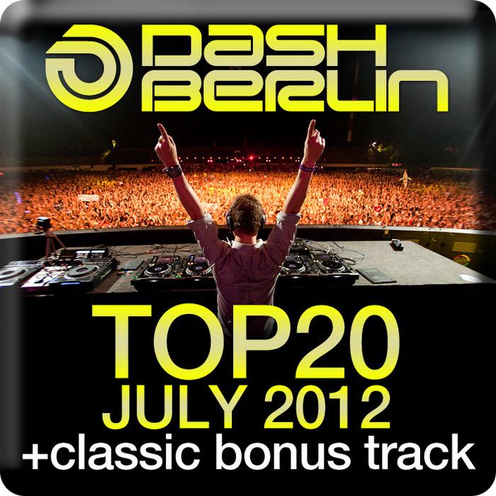 DASH BERLIN/VARIOUS - Dash Berlin Top 20 July 2012