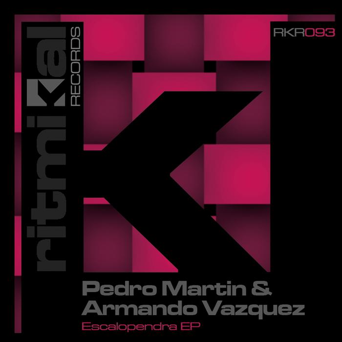 MARTIN, Pedro/ARMANDO VAZQUEZ - Escalopendra