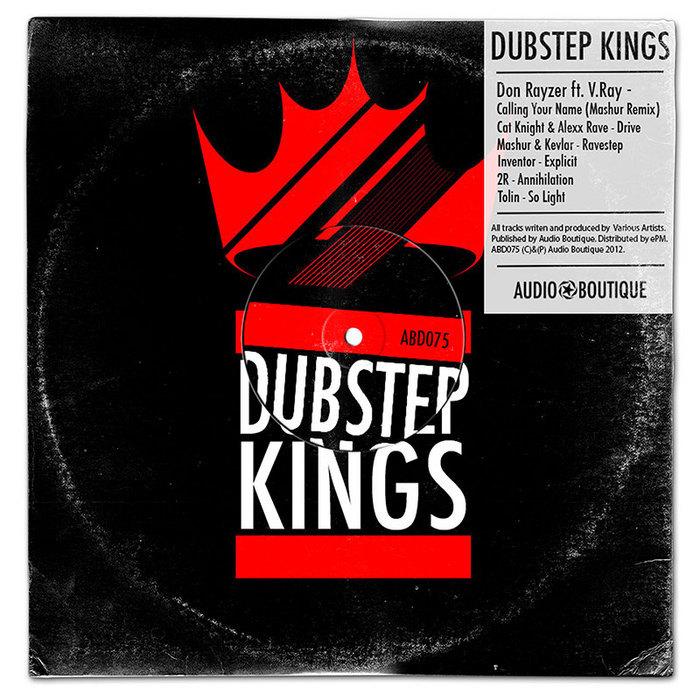 VARIOUS - Dubstep Kings