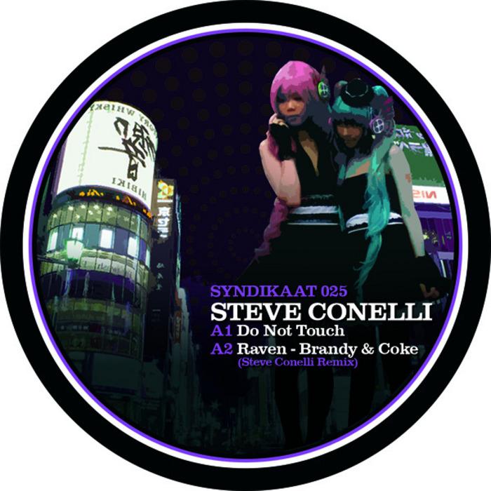CONELLI, Steve/RAVEN - Sunset Light EP