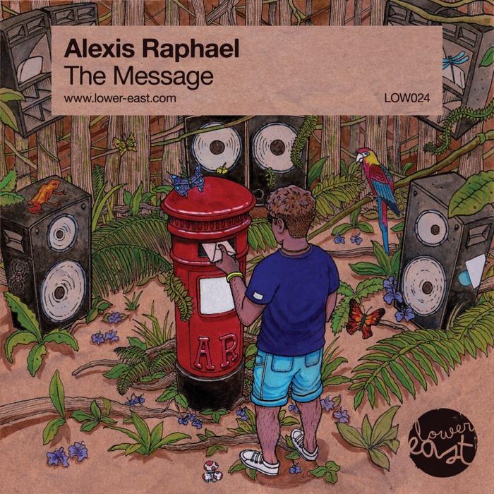 RAPHAEL, Alexis - The Message