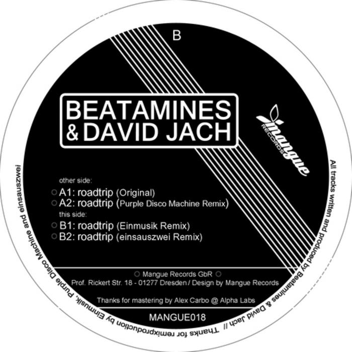 BEATAMINES/DAVID JACH - Roadtrip