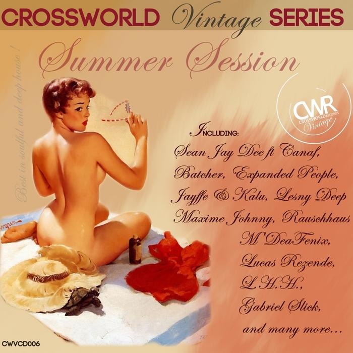 VARIOUS - Crossworld Vintage Summer Series