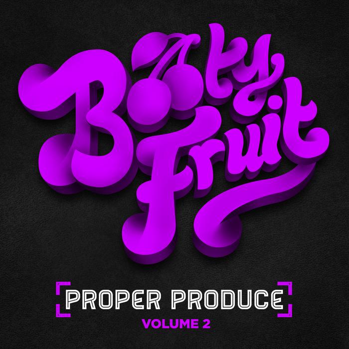 EL BOMBA/HIDDEN RIDDIM/THE ALLERGIES/HONG KONG PING PONG/DJ MAARS - Proper Produce Volume 2