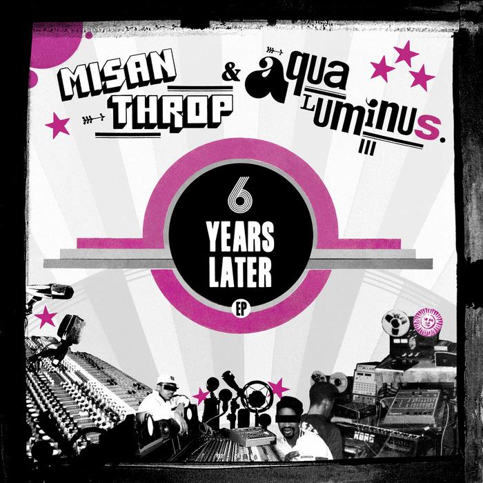 MISANTHROP/AQUA LUMINUS III - 6 Years Later EP