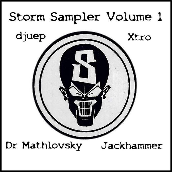 DR MATHLOVSKY/DJUEP/JACKHAMMER/XTRO - Storm Sampler Volume 1