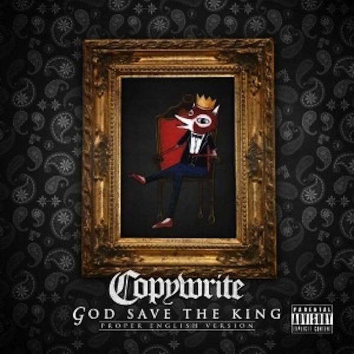 COPYWRITE - God Save The King: Proper English Version