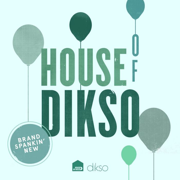 VARIOUS - House Of Dikso