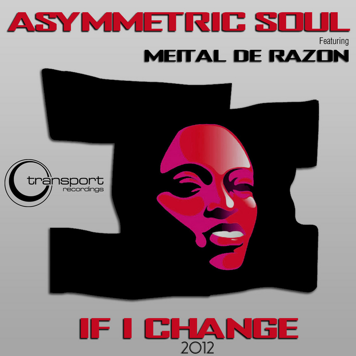 ASYMMETRIC SOUL/MEITAL DE RAZON - If I Change (The remixes)