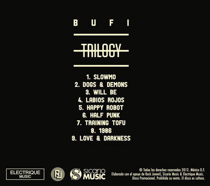 BUFI - Trilogy