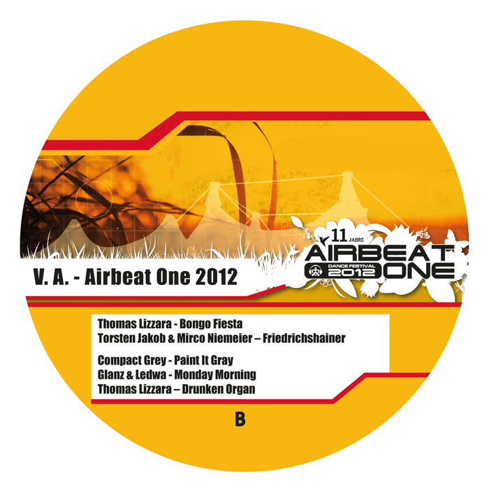 VARIOUS - Airbeat One 2012