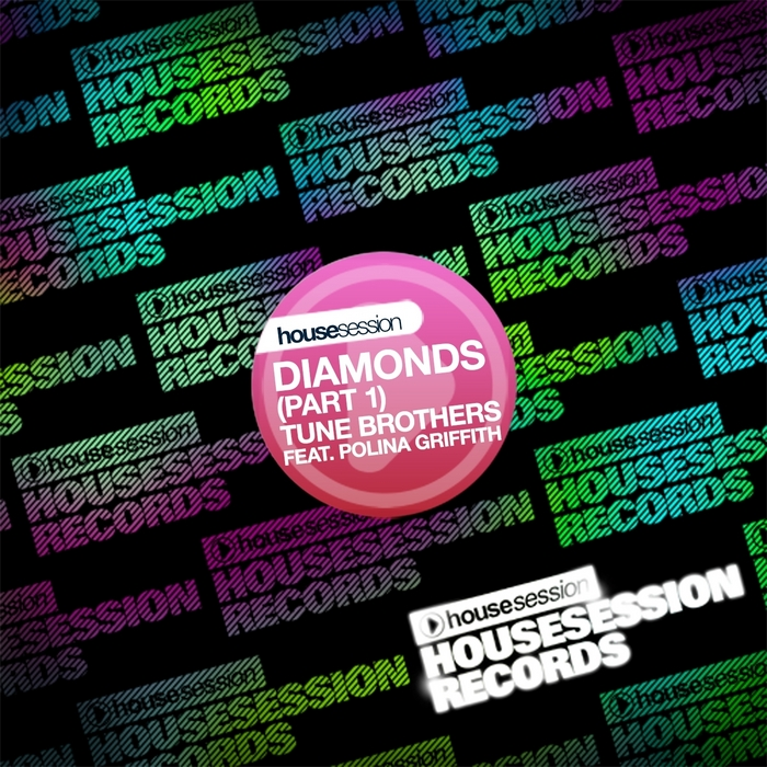 TUNE BROTHERS feat POLINA GRIFFITH - Diamonds Pt 1