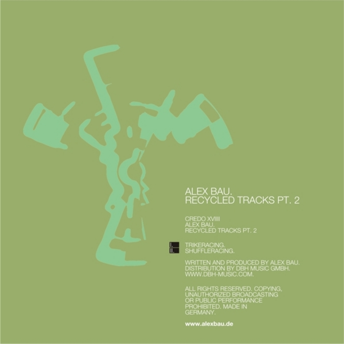 BAU, Alex - Recycled Tracks Pt 2