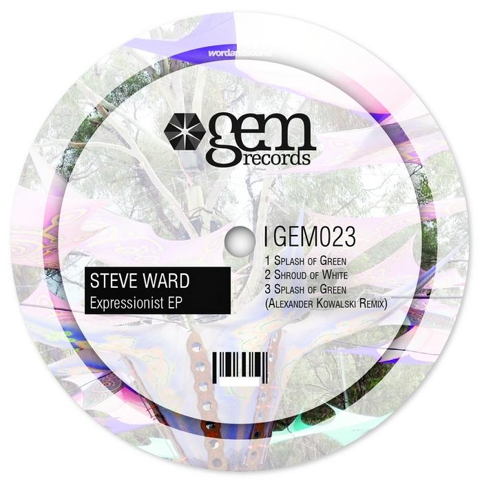 WARD, Steve - Expressionist EP