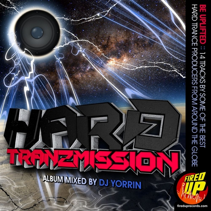 DJ YORRIN - Hard Tranzmission