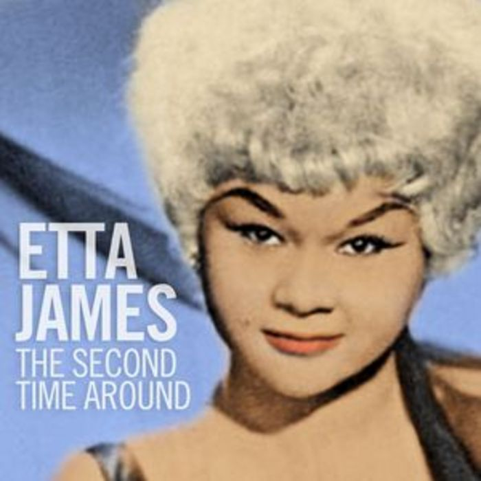 JAMES, Etta - The Second Time Around: Original 1961 Album