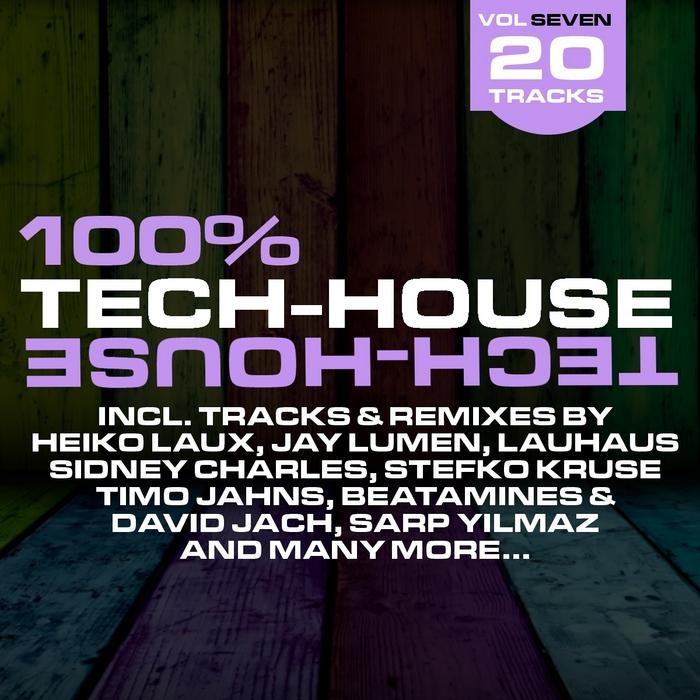 VARIOUS - 100% Tech House Vol 7