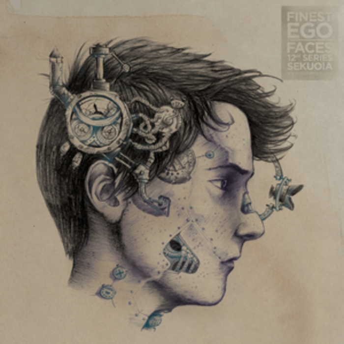 SEKUOIA/RAIN DOG - Finest Ego: Faces Series Vol 3