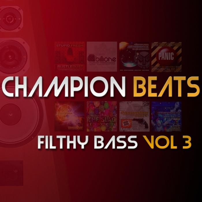 VARIOUS - Filthy Bass Vol 3