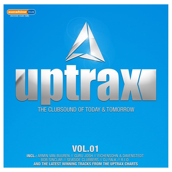 VARIOUS - Uptrax Vol 01