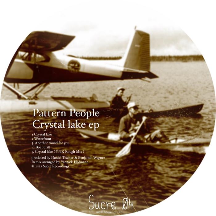 PATTERN PEOPLE - Crystal Lake EP