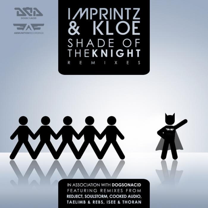 IMPRINTZ - Shade Of The Knight EP (remixes)