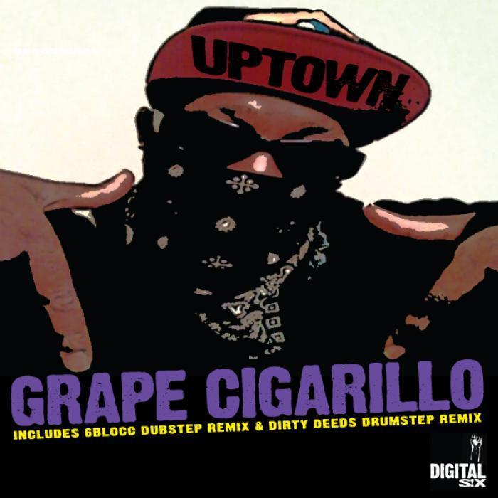 UPTOWN - Grape Cigarillo