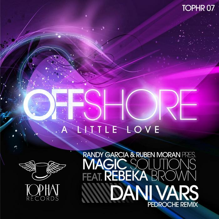 MAGIC SOLUTIONS feat REBEKA BROWN - Off Shore (A Little Love)