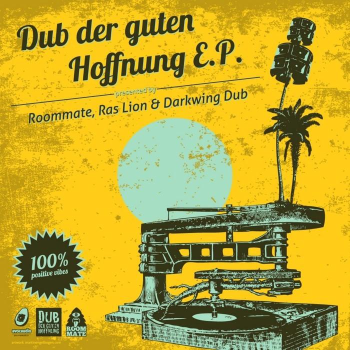 ROOMMATE/RAS LION/DARKWING DUB - Dub Der Guten Hoffnung