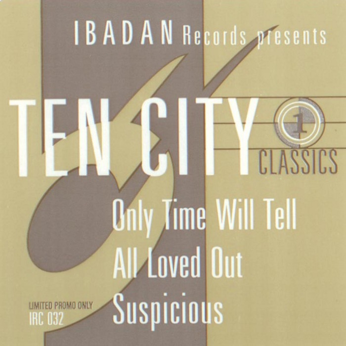 TEN CITY - Ibadan Ten City Classics 1