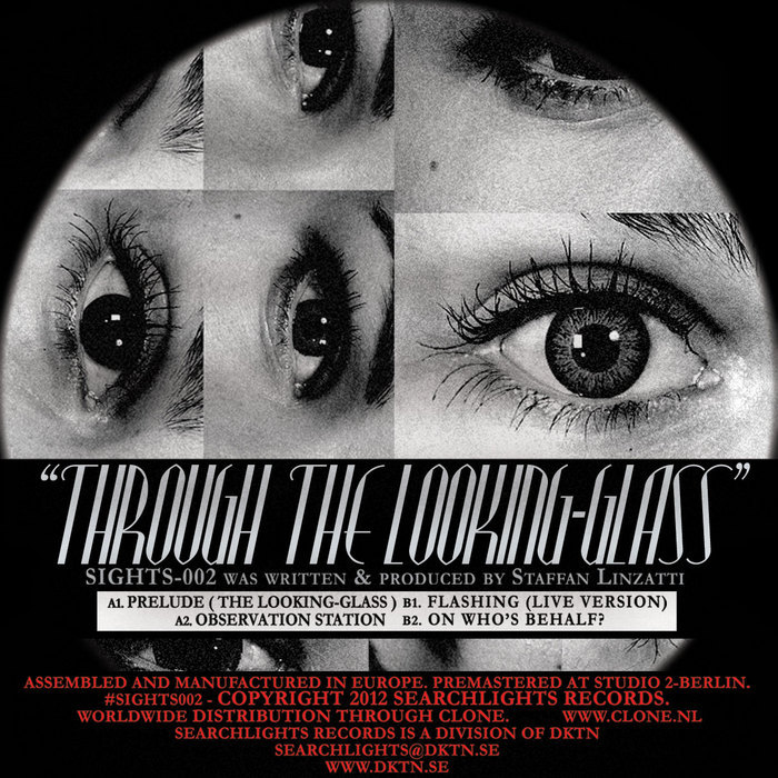 LINZATTI, Staffan - Through The Looking Glass