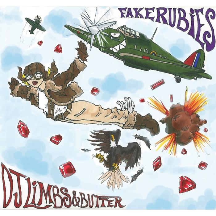 DJ LIMBS/BUTTER - Fake Rubies