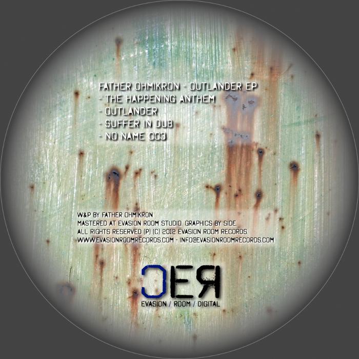 FATHER OHMIKRON - Outlander EP