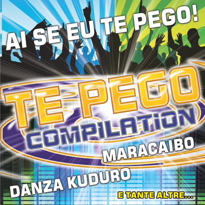 VARIOUS - Te Pego Compilation