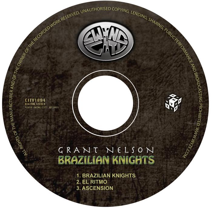 NELSON, Grant - Brazilian Knights