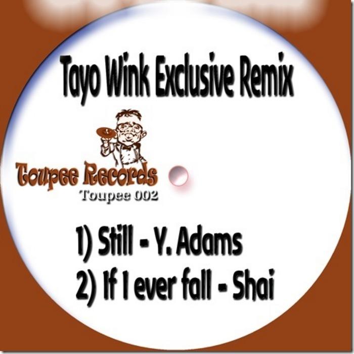 WI, Tayo - X Klussive Wink (remixes Vol #1)