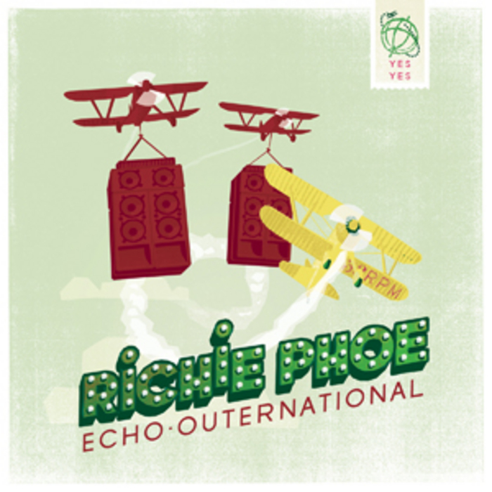 PHOE, Richie - Echo Outernational