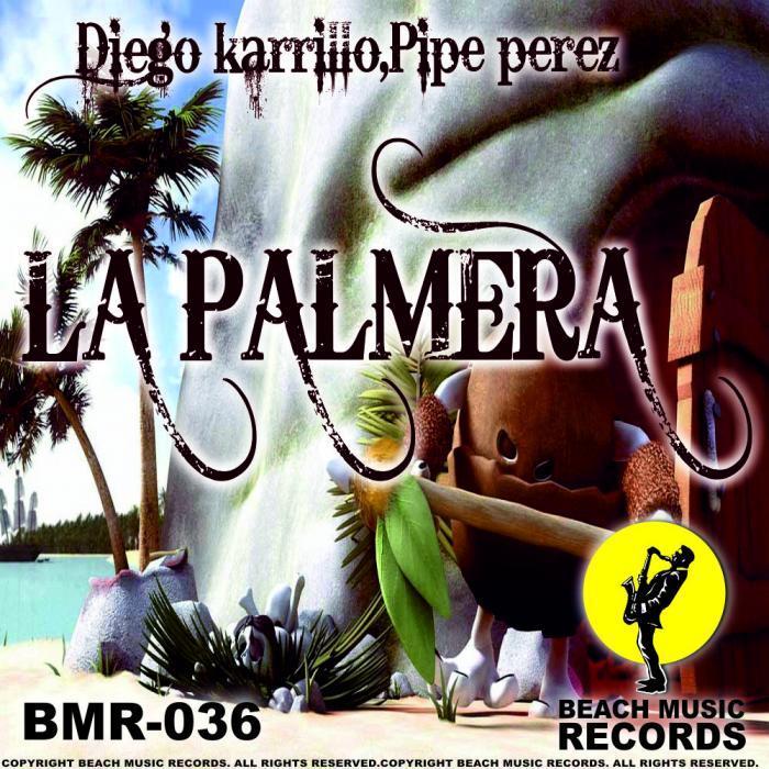 KARRILLO, Diego - La Palmera EP