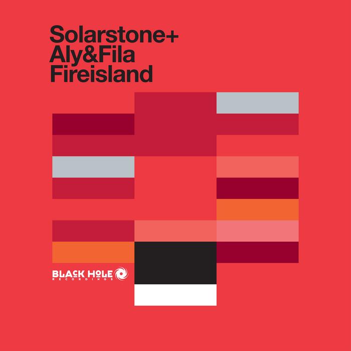 SOLARSTONE with ALY & FILA - Fireisland