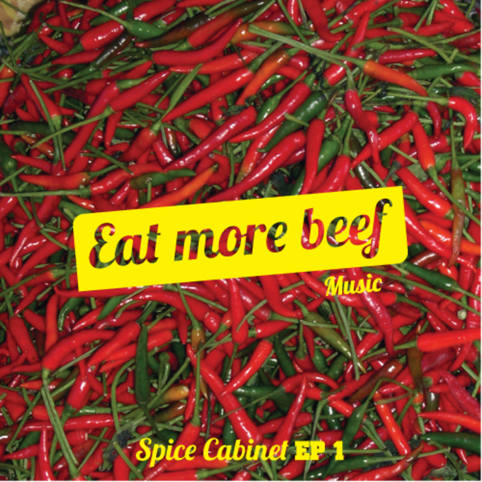 VARIOUS - Spice Cabinet EP 1