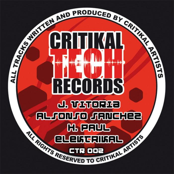 VITORIA, J/H PAUL/HIBRYD BRIAN/ALFONSO SANCHEZ - Induxtrial EP