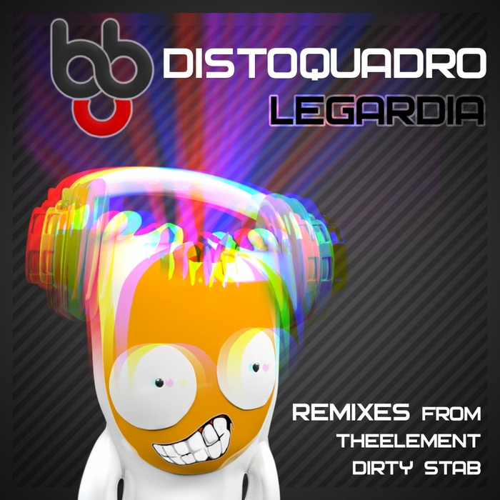 DISTOQUADRO - Legardia (remixes)