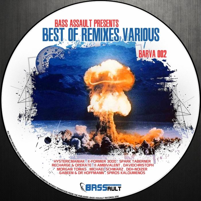VARIOUS - Bass Assault Best Of Remixes