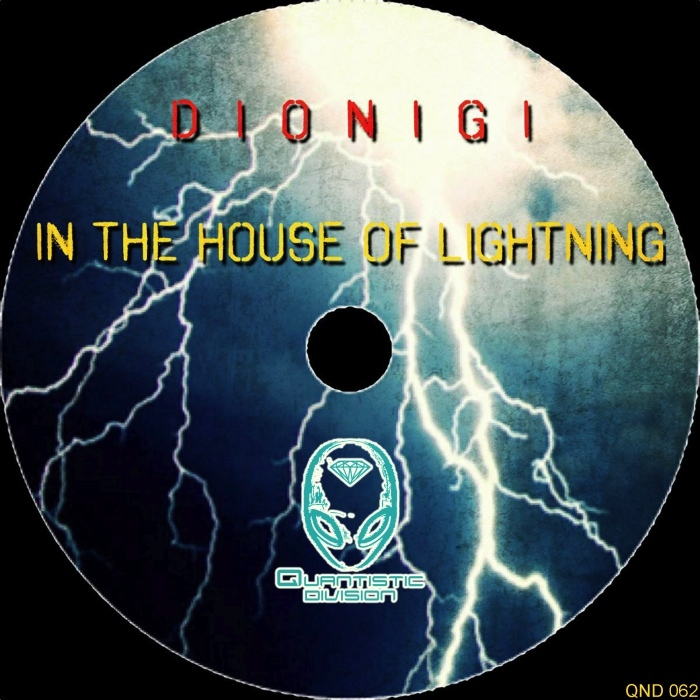 DIONIGI - In The House Of Lightning