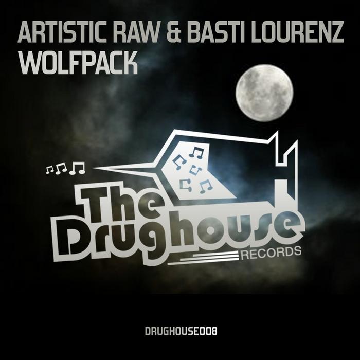 ARTISTIC RAW/BASTI LOURENZ - Wolfpack